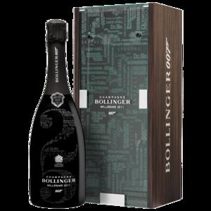 Bollinger Millisime 2011 James Bond 007 Limited Edition Champagne 75cl