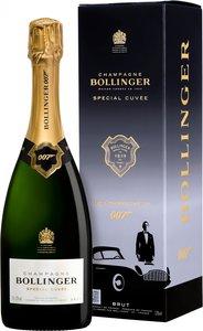 Bollinger James Bond 007 Special Cuvée Limited Edition 75cl